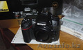 Nikon D7000 with 18-105mm lens