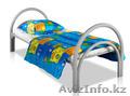Кровати металлические двухъярусные, одноярусные, кровати для рабочих, оптом - Изображение #3, Объявление #1416505