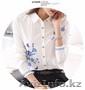 Рубашка легкая, модная 44 размер - Изображение #2, Объявление #1558632